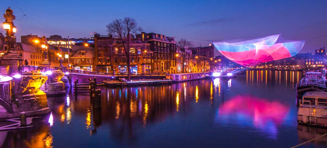 Amsterdam Festive Lights