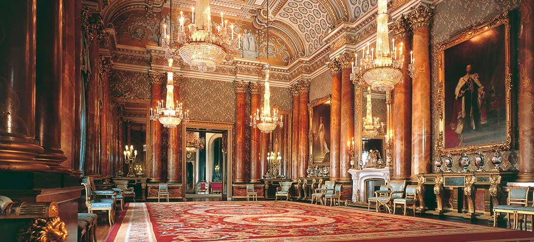 Royal London - Buckingham Palace Tour