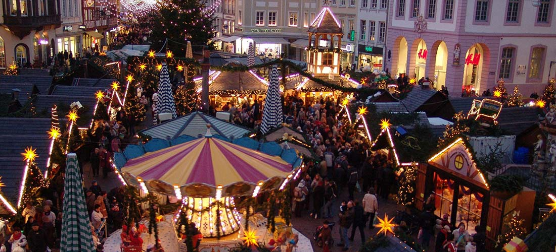 Trier - German Christmas Markets